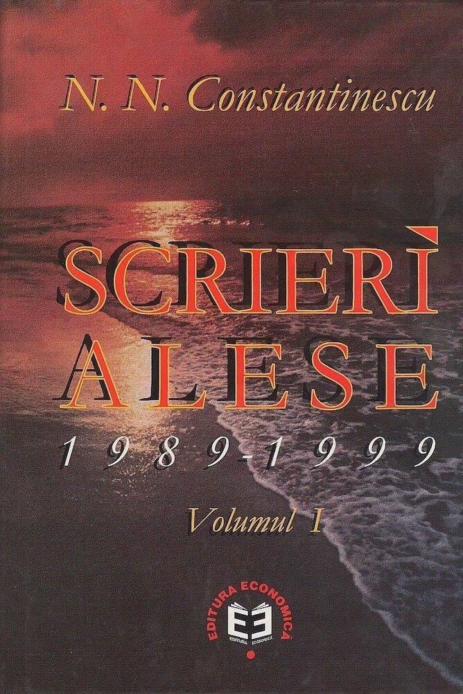 Scrieri alese, Volumul 1, 1989-1999