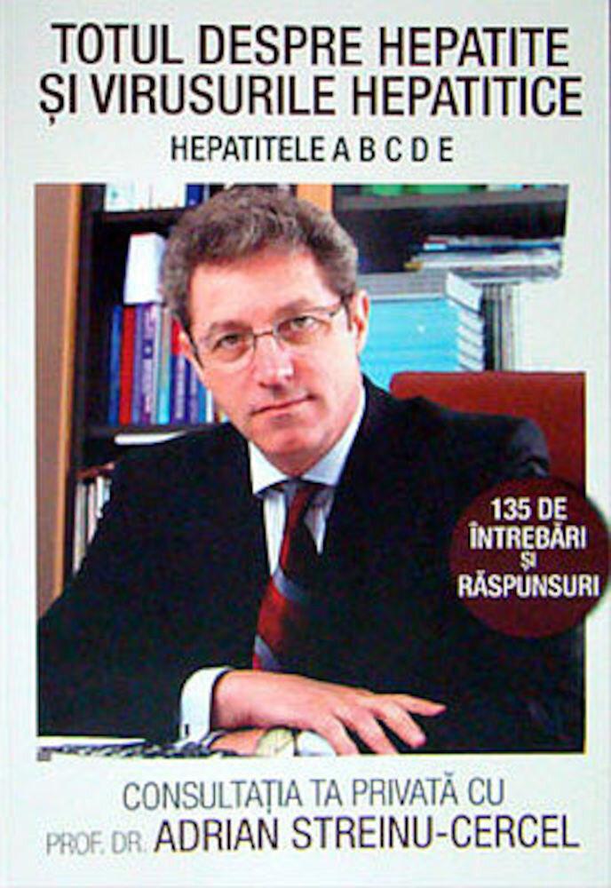 Totul despre hepatite si virusurile hepatice