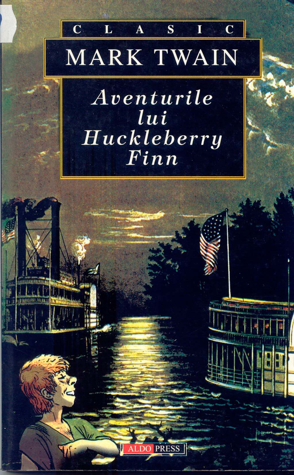 Aventurile lui Huckleberry Finn (eBook)