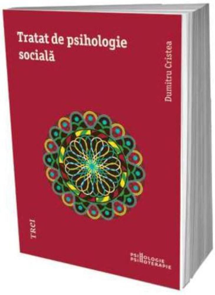 Coperta Carte Tratat de psihologie sociala