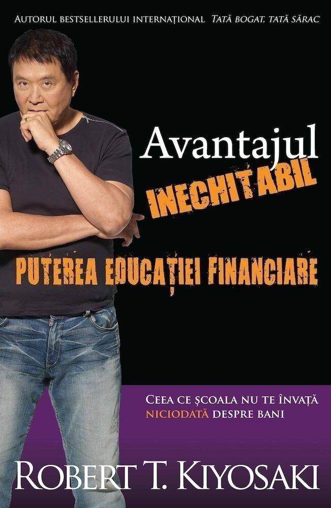 Coperta Carte Avantajul inechitabil. Puterea educatiei financiare