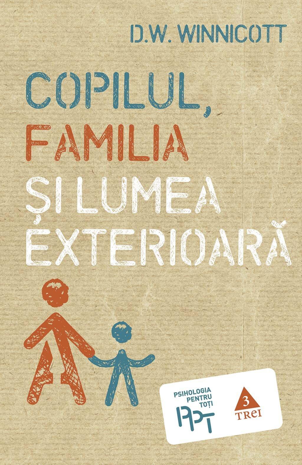Copilul, familia si lumea exterioara (eBook)