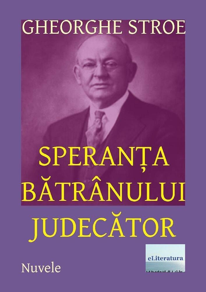 Speranta batranului judecator