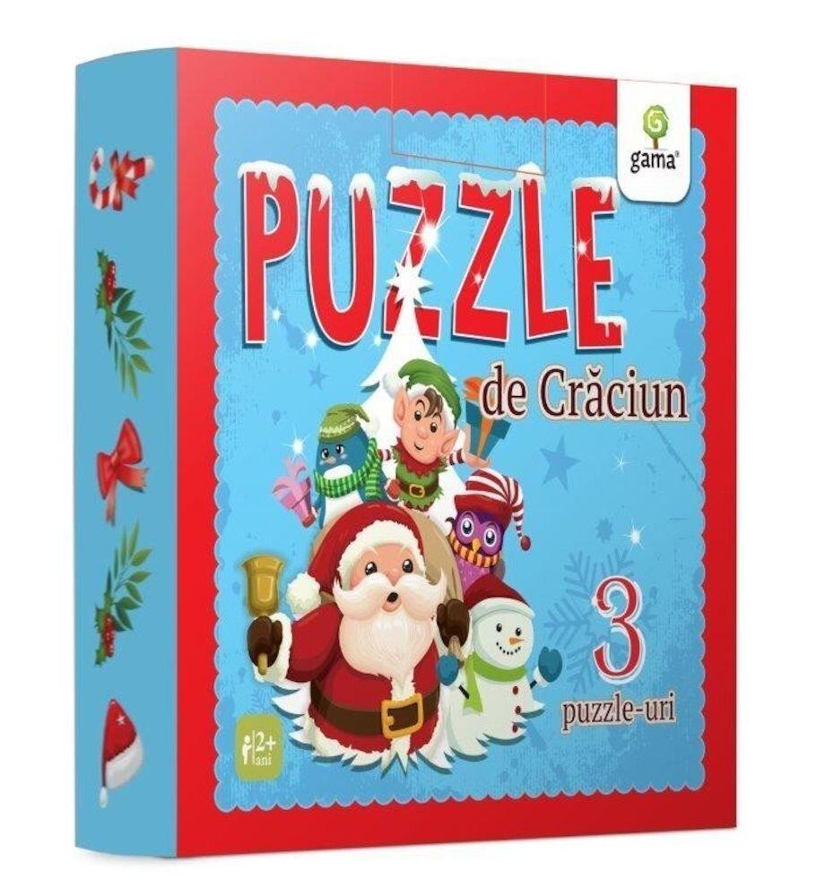 Puzzle Craciun