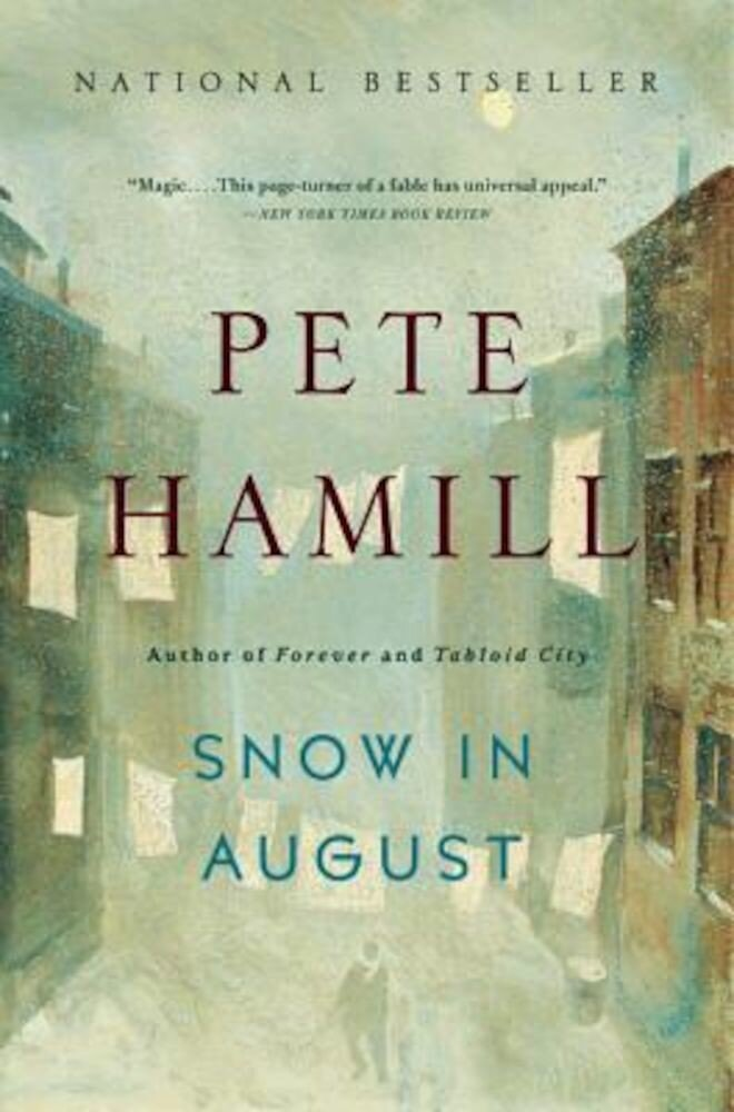 Snow in August, Paperback