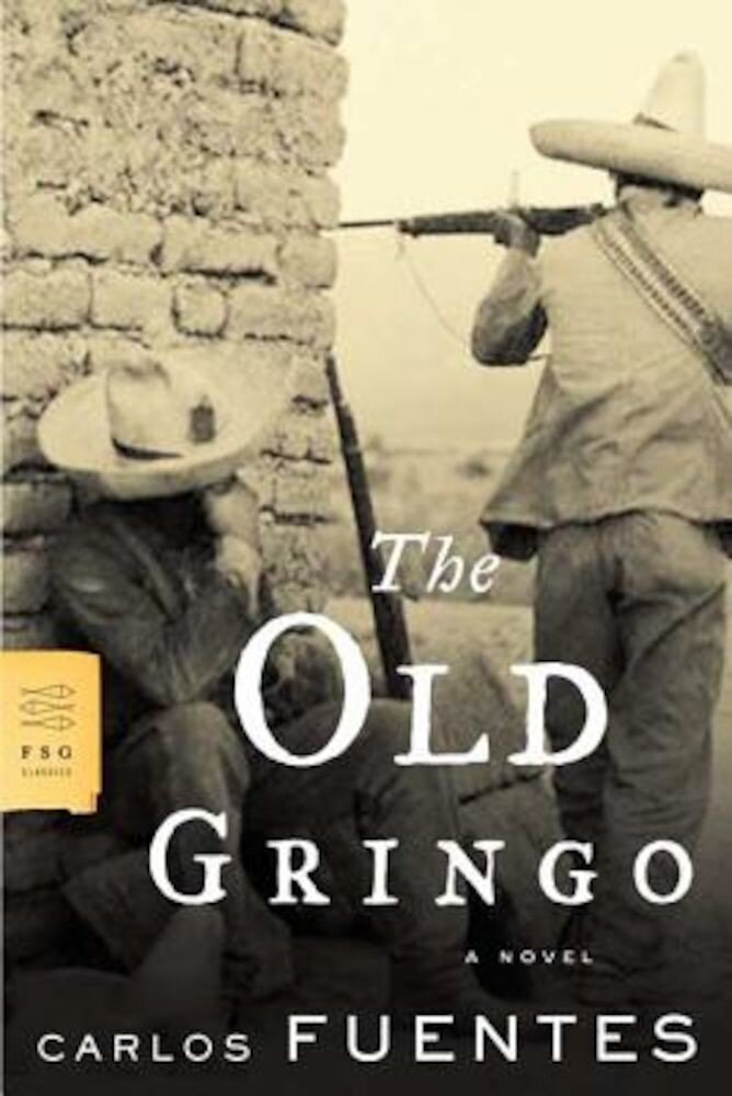 The Old Gringo, Paperback