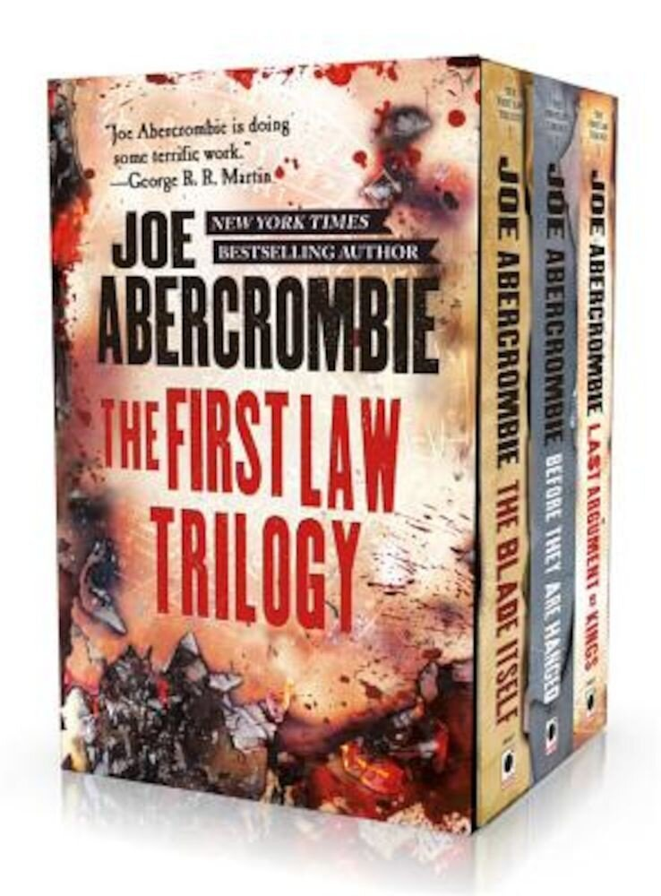 The First Law Trilogy, Paperback