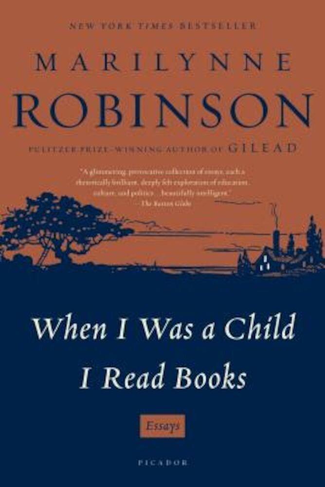 When I Was a Child I Read Books, Paperback