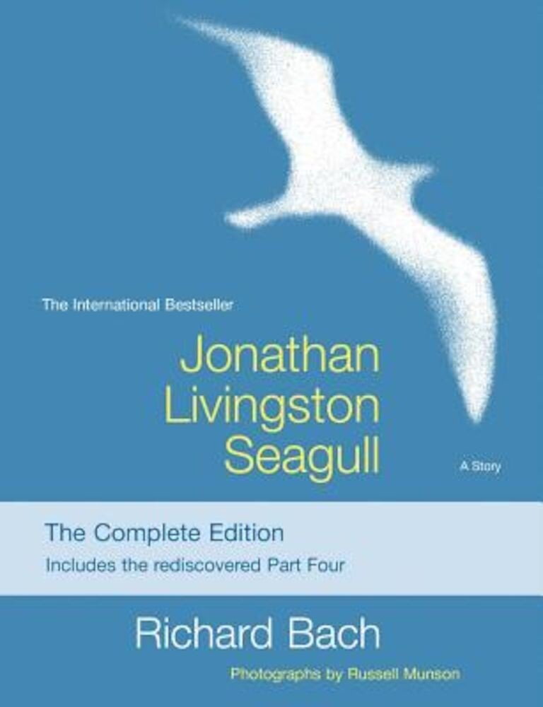 Jonathan Livingston Seagull: The Complete Edition, Paperback