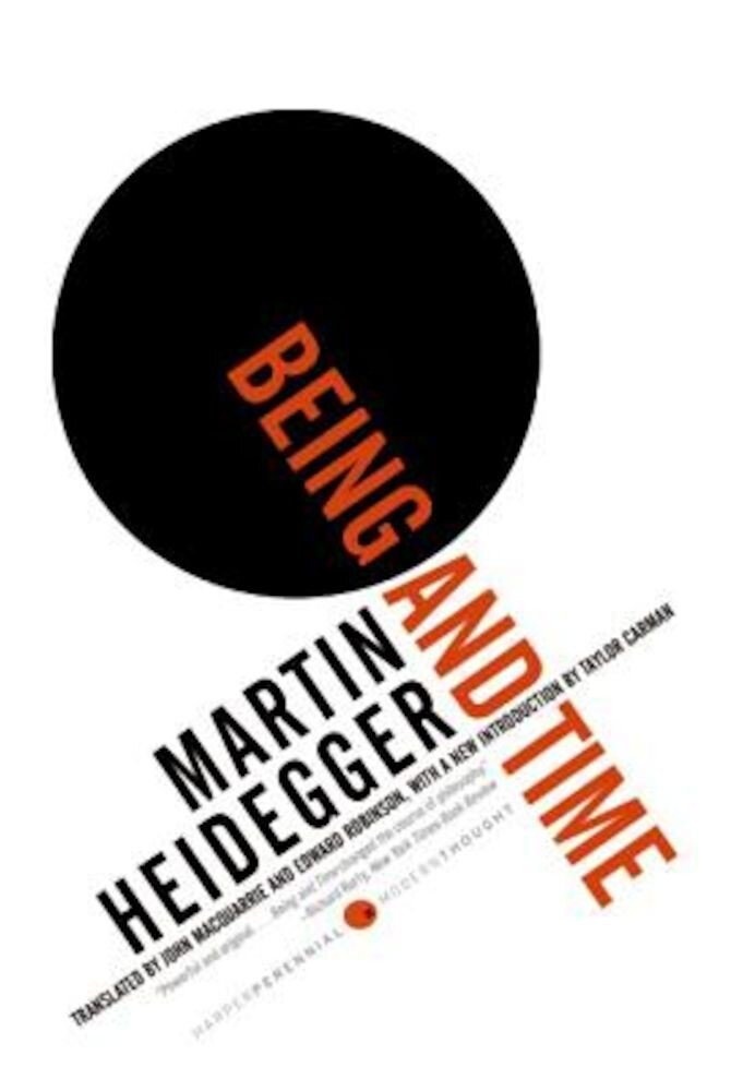 Being and Time, Paperback