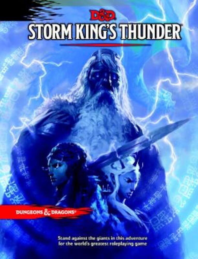 Storm King's Thunder, Hardcover