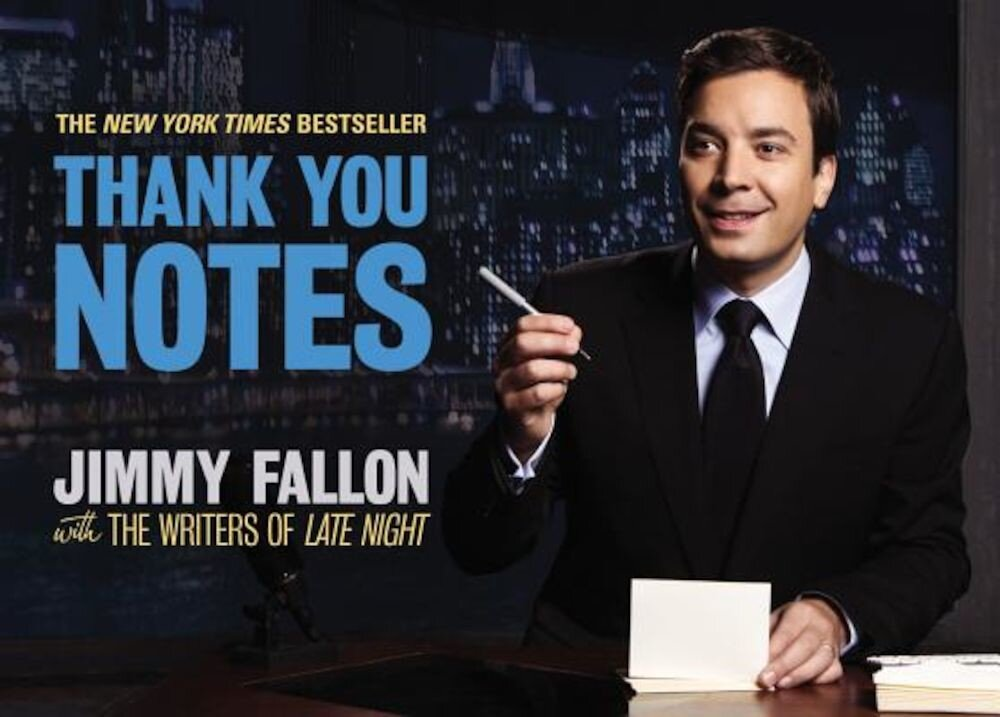 Thank You Notes, Paperback