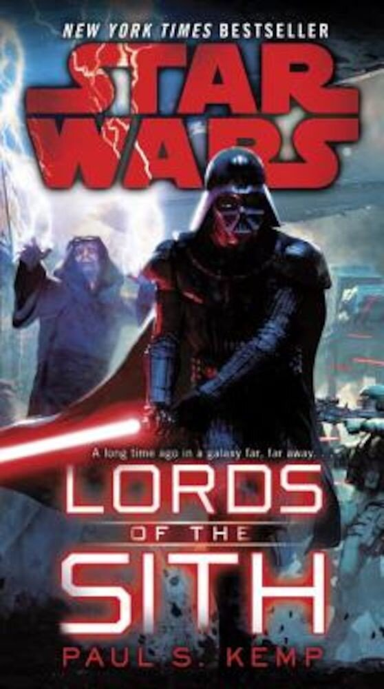 Star Wars: Lords of the Sith, Paperback