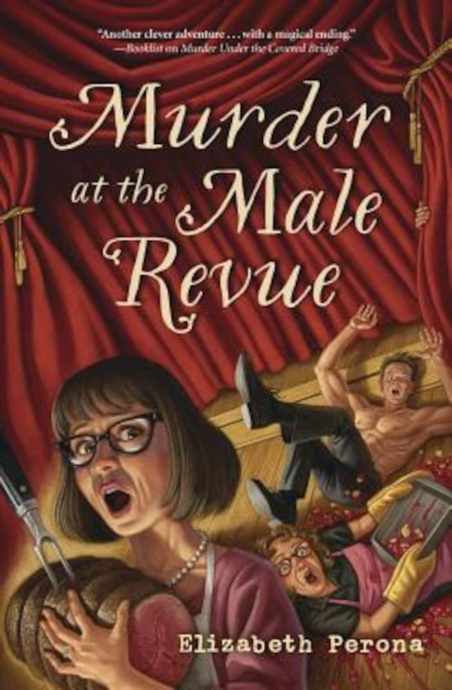 Murder at the Male Revue, Paperback