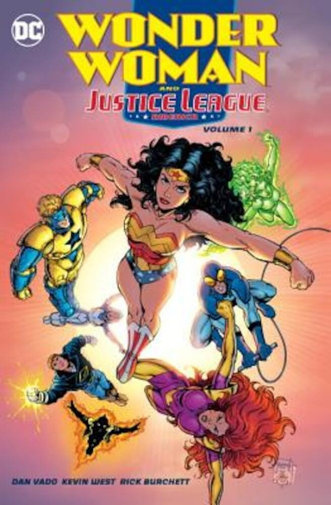 Wonder Woman and the Justice League America Vol. 1, Paperback