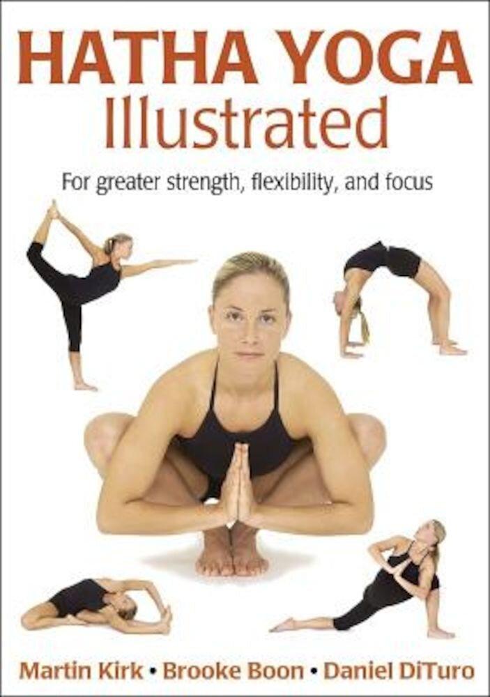 Hatha Yoga Illustrated, Paperback