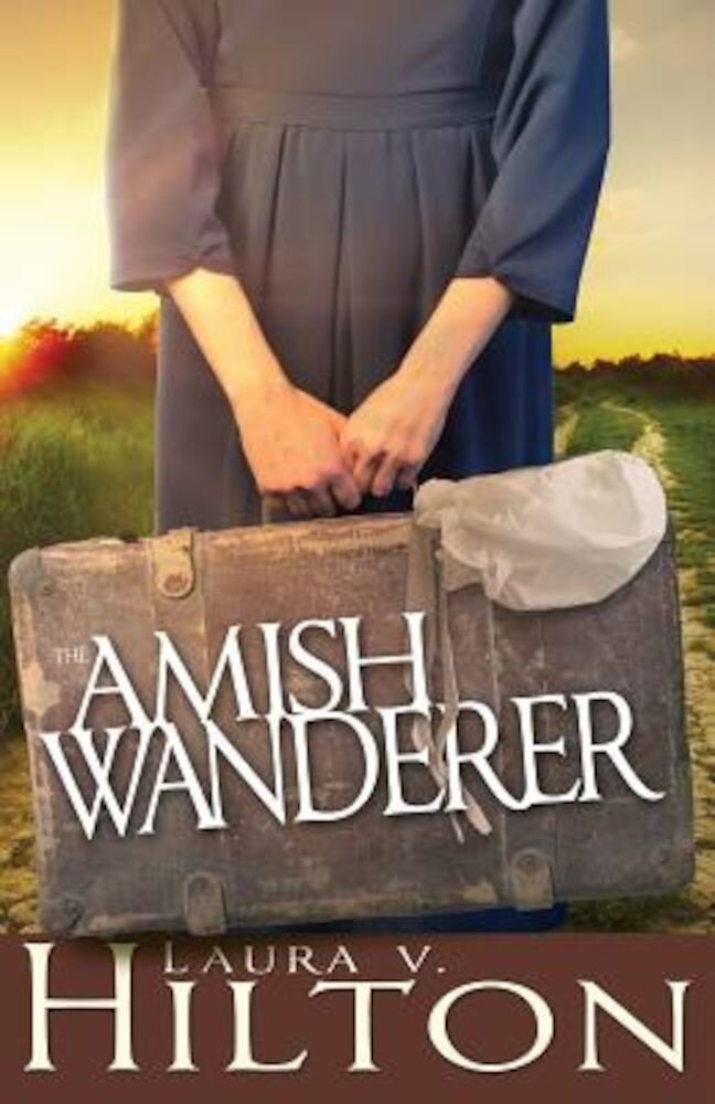 The Amish Wanderer, Paperback