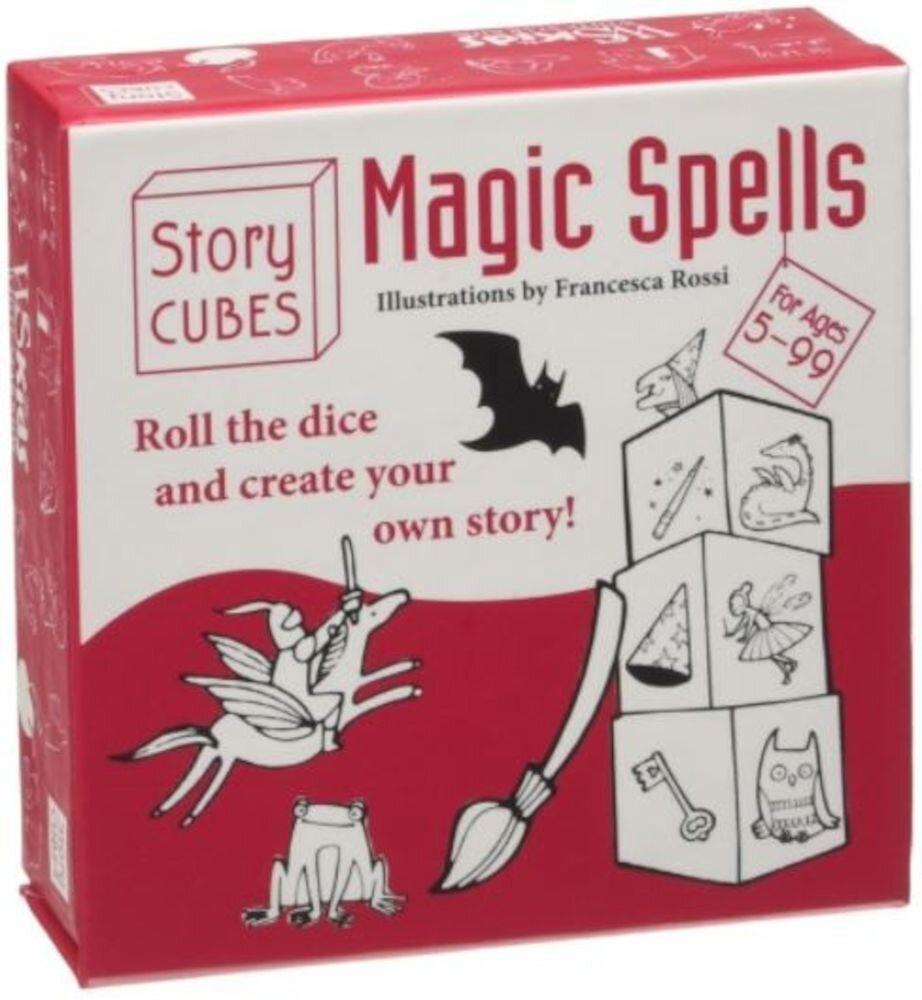 Coperta Carte Story Cubes Magic