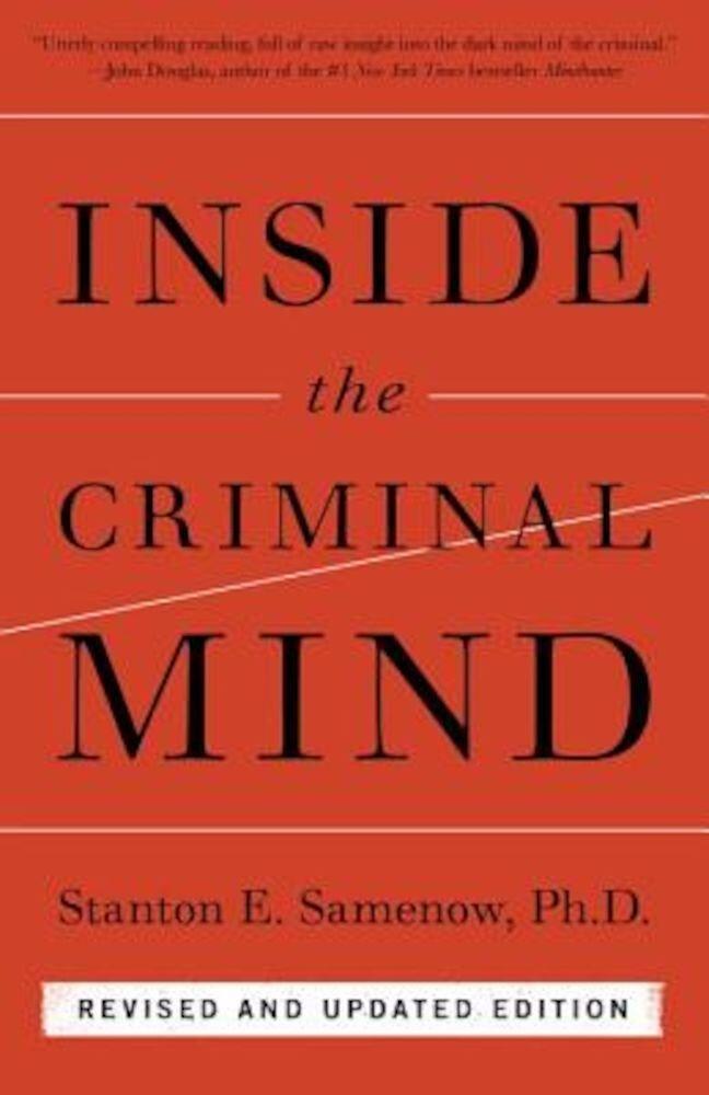 Inside the Criminal Mind, Paperback