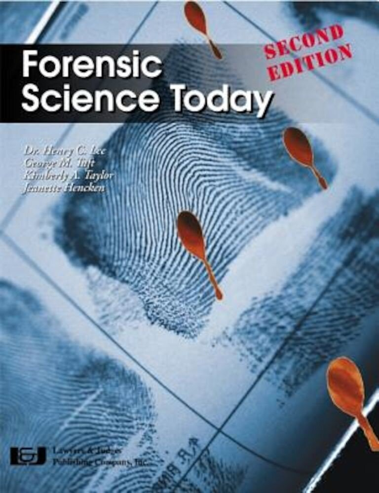 Forensic Science Today, Paperback