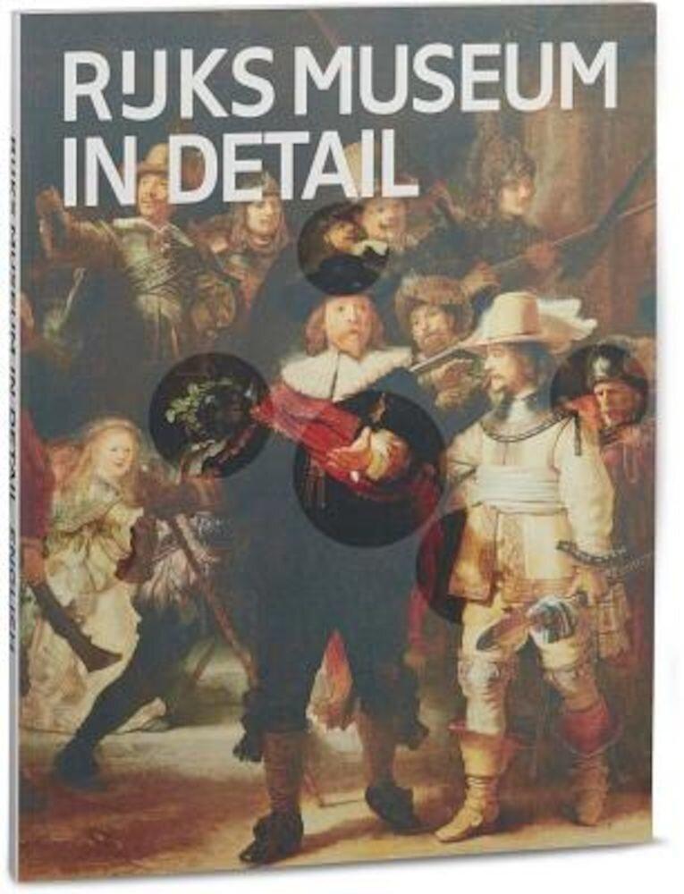 Rijksmuseum in Detail, Paperback