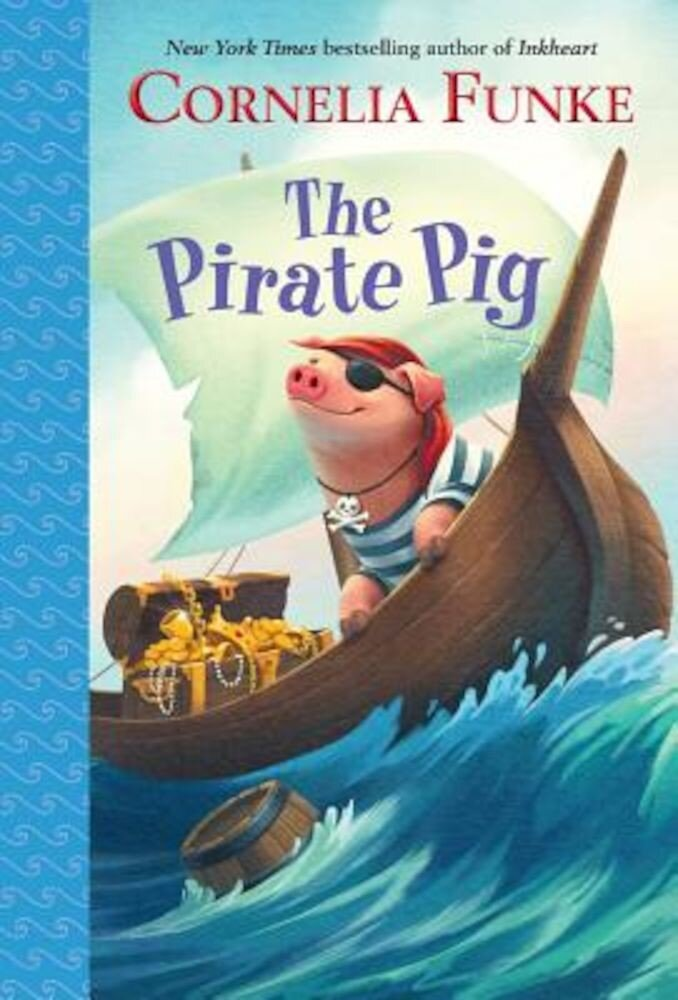 The Pirate Pig, Paperback