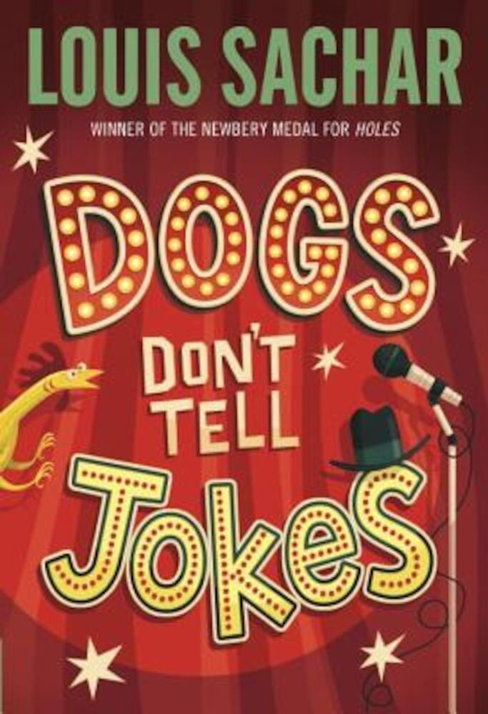 Dogs Don't Tell Jokes, Paperback