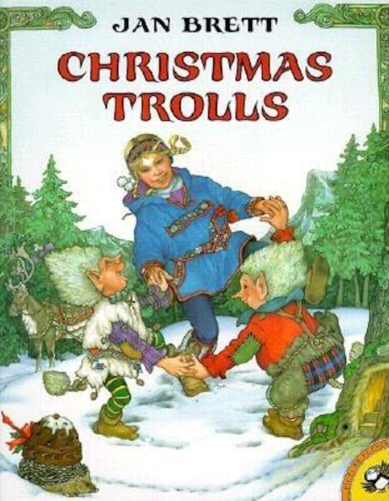 Christmas Trolls, Paperback