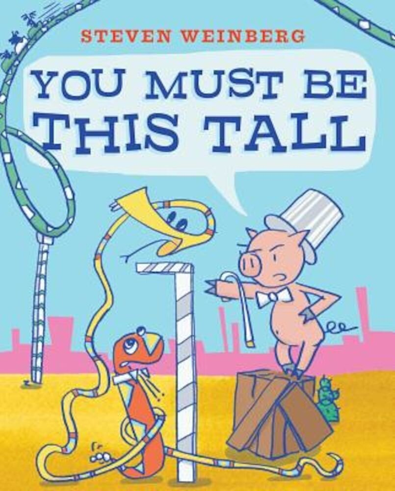 You Must Be This Tall, Hardcover