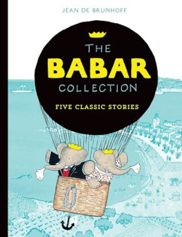The Babar Collection: Five Classic Stories, Paperback