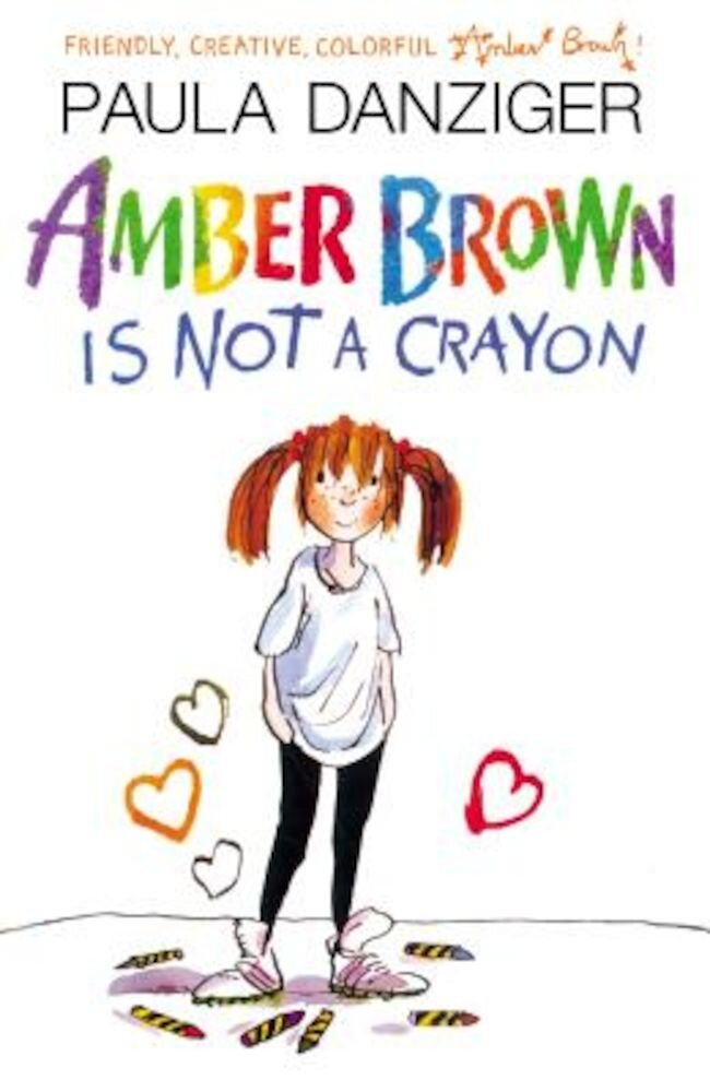 Amber Brown Is Not a Crayon, Paperback