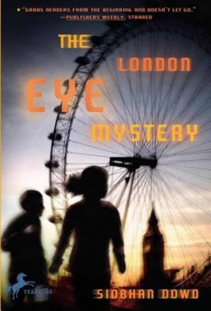 The London Eye Mystery, Paperback