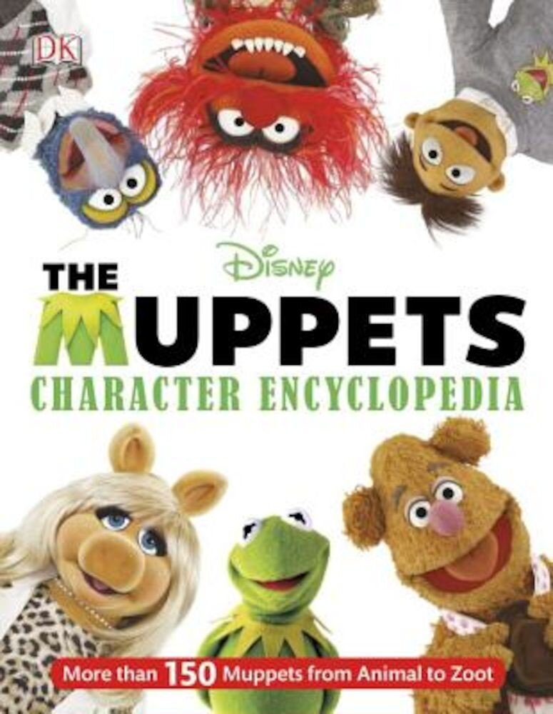 The Muppets Character Encyclopedia, Hardcover