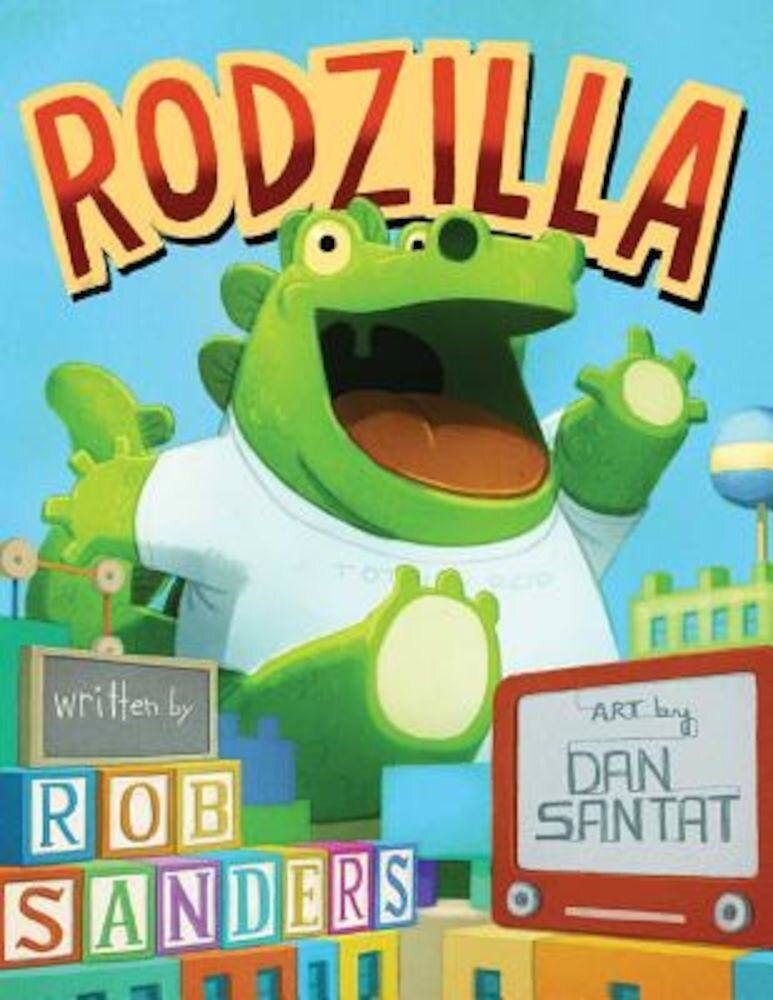 Rodzilla, Hardcover