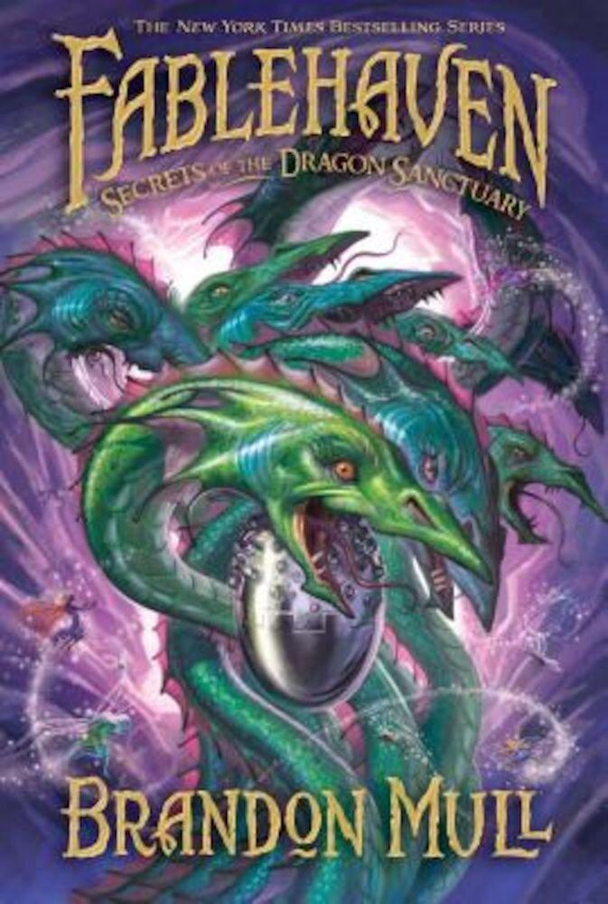 Secrets of the Dragon Sanctuary, Hardcover
