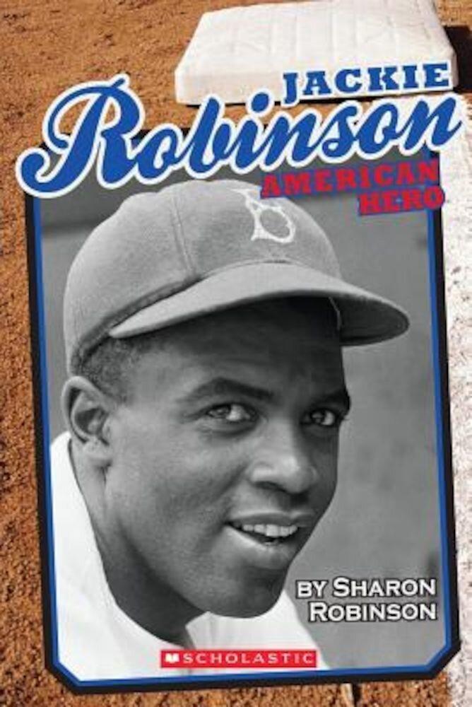 Jackie Robinson: American Hero, Paperback