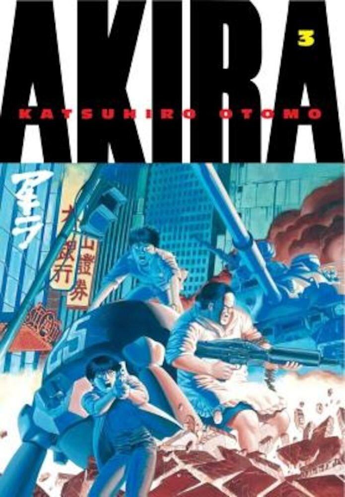 Akira, Volume 3, Paperback