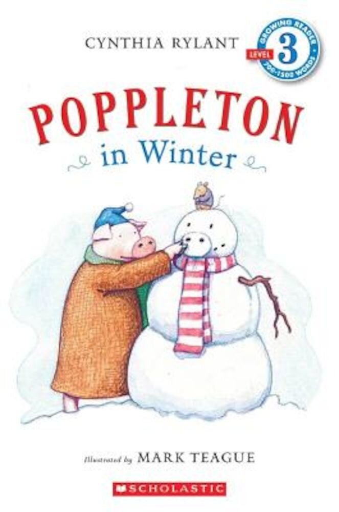 Poppleton in Winter, Paperback