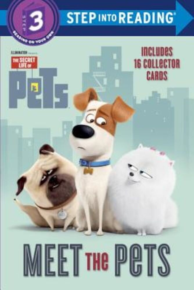 Meet the Pets (Secret Life of Pets), Paperback
