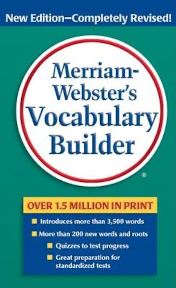 Merriam-Webster's Vocabulary Builder, Paperback
