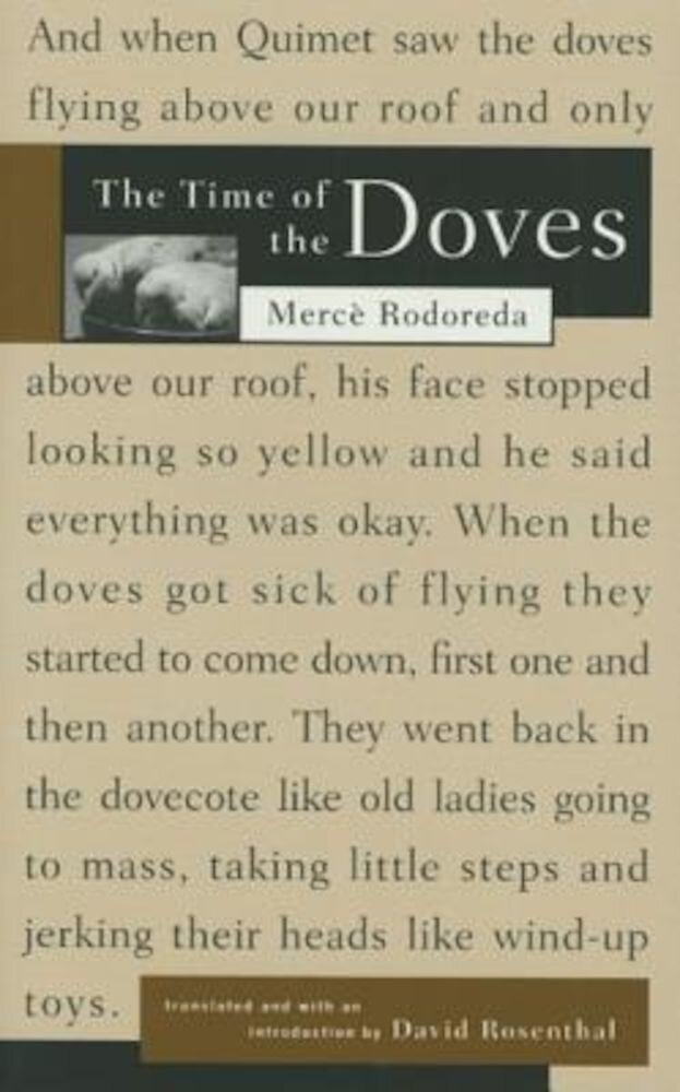 The Time of the Doves, Paperback