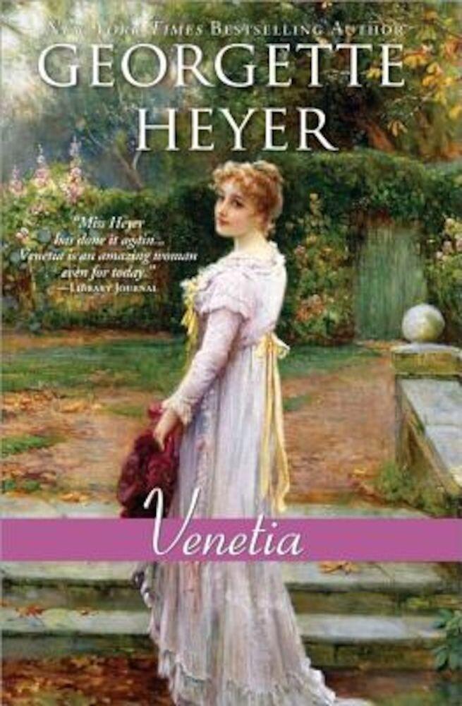 Venetia, Paperback