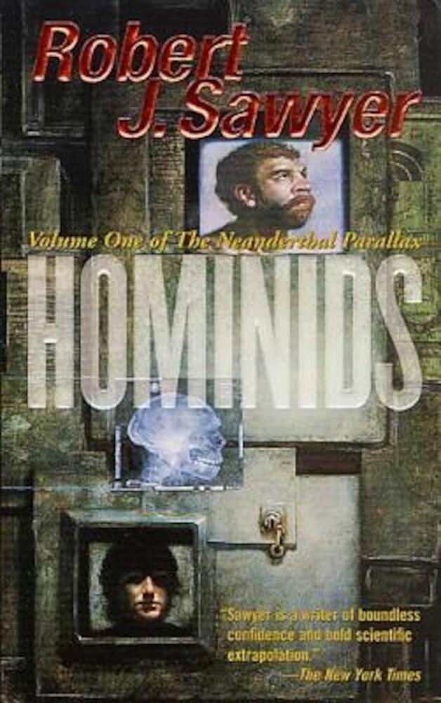 Hominids, Paperback