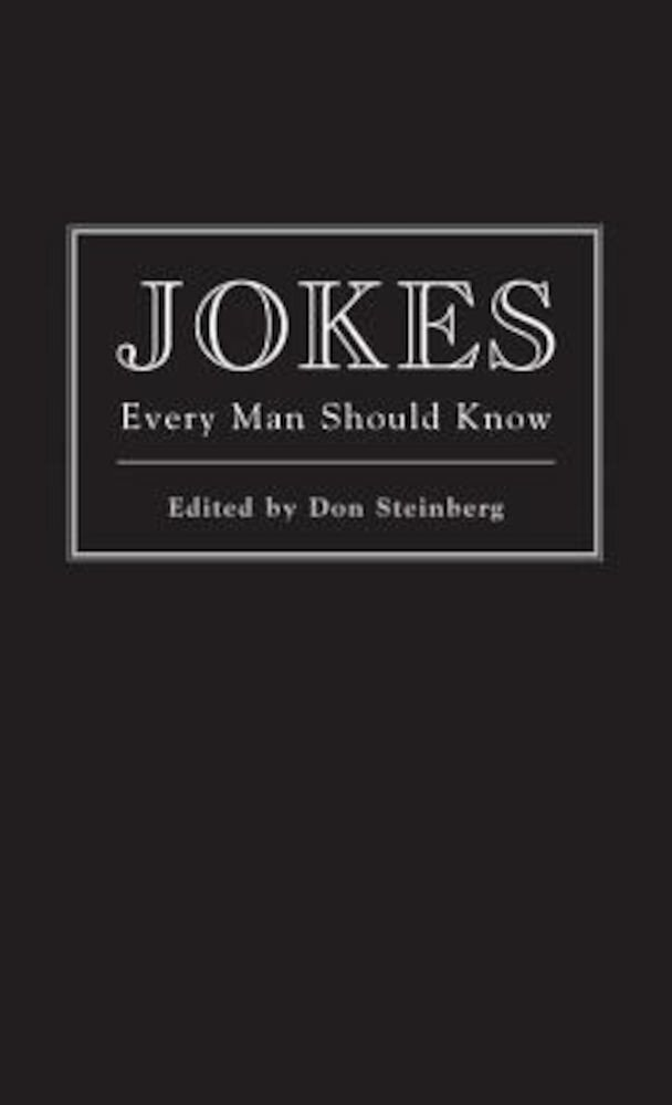 Jokes Every Man Should Know, Hardcover
