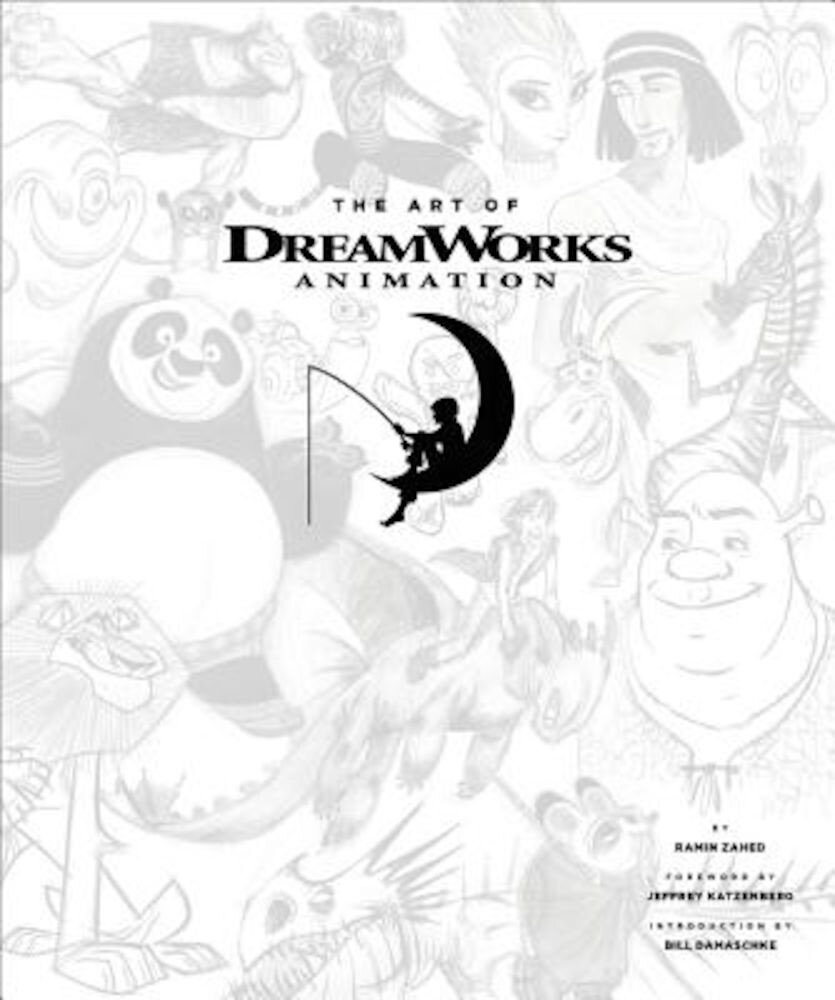 The Art of DreamWorks Animation, Hardcover