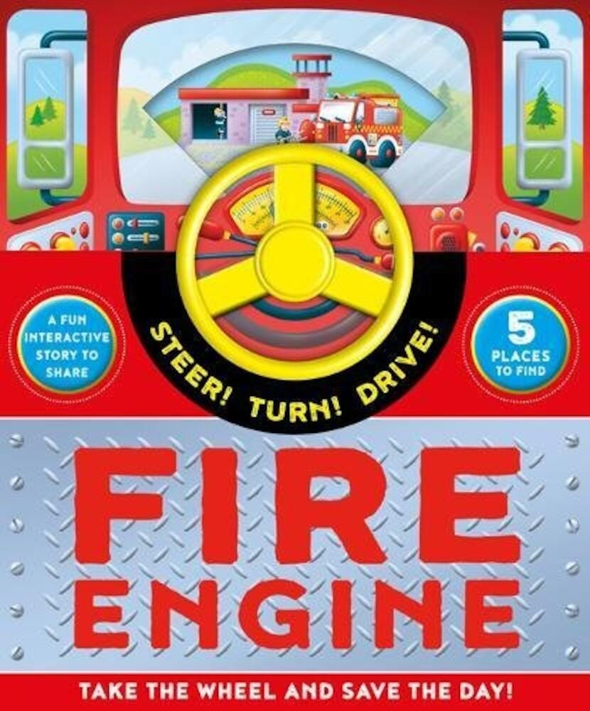 Drive a Fire Engine