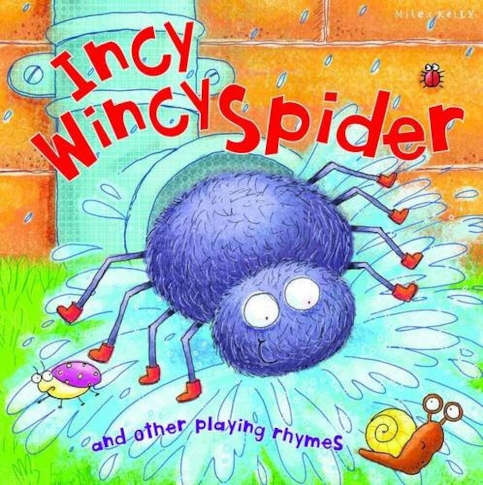 C 24 Rhyme Time: Incy Wincy Spider