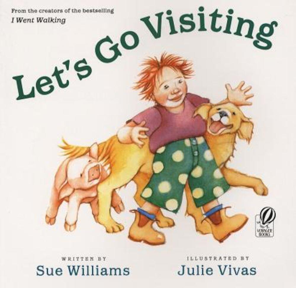 Let's Go Visiting, Paperback
