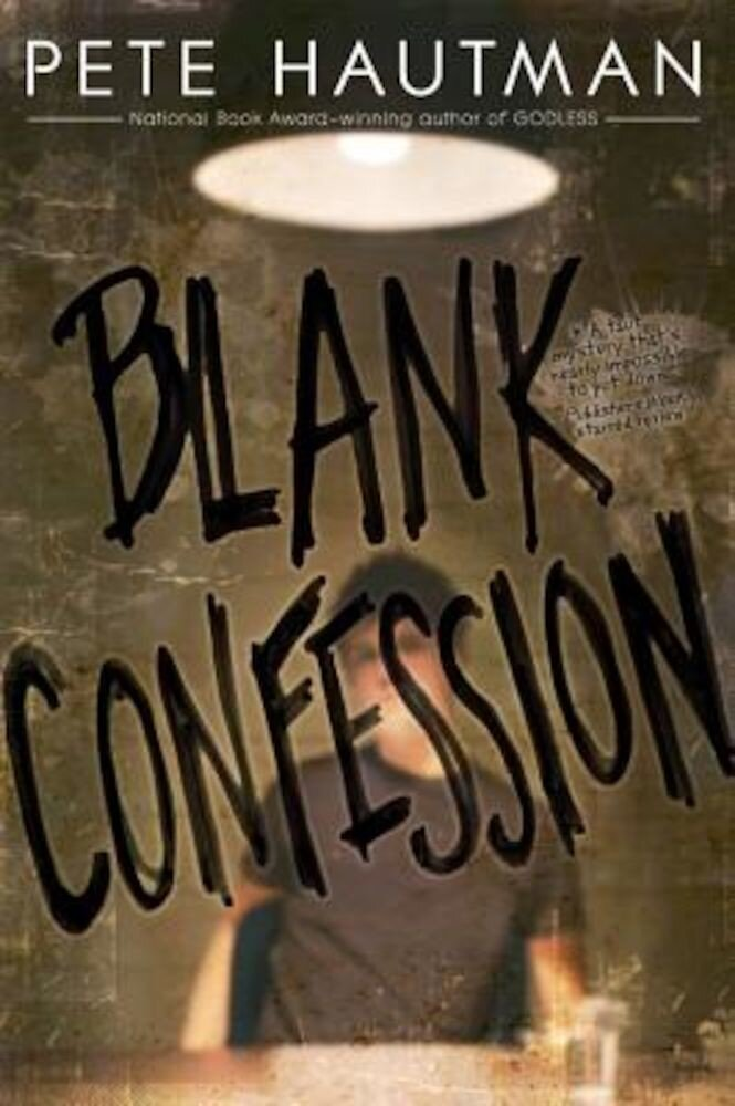 Blank Confession, Paperback