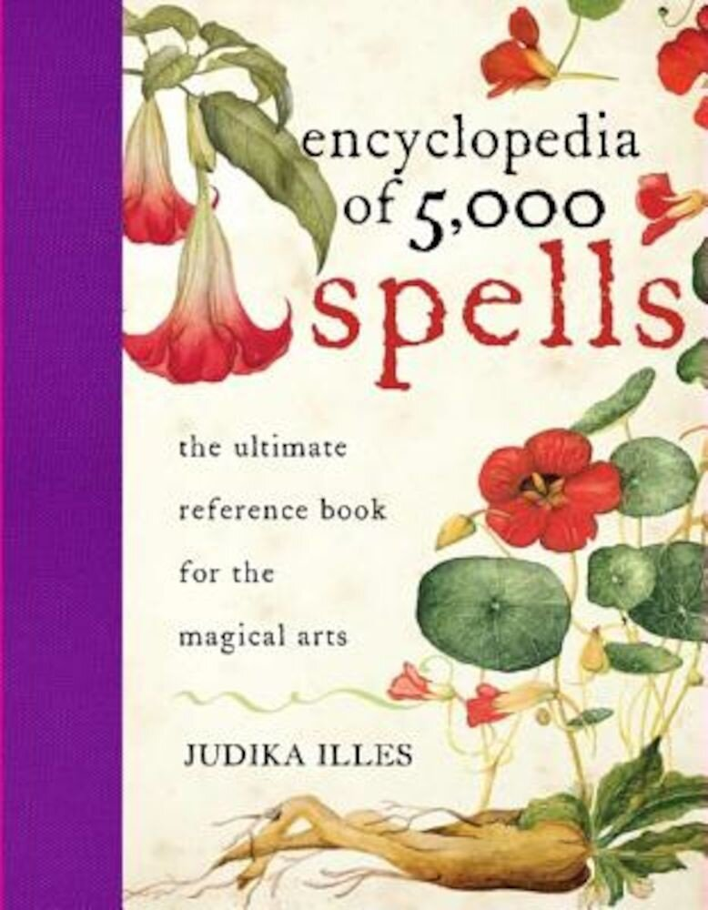 The Encyclopedia of 5000 Spells, Hardcover
